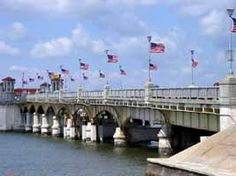 st. Augustine's Bridge of Lions