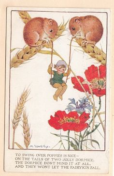 Millicent Sowerby postcard | eBay