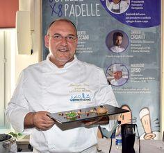 Lo chef Maurizio Urso de La Terrazza sul Mare di Siracusa  #chef #festivaldellacucinaitaliana #cesenatico #cibo #food #wine #vino