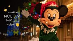 From November 6 through December 30, 2020, you will be able to enjoy festive décor, themed merchandise, seasonal food Walt Disney World, Disney World Christmas, Disney World Restaurants, Disney World Resorts, Disney Vacations, Disney Holidays, Disney Parks Blog, Very Merry Christmas Party, Christmas Events