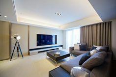 Wu' apartment-04 Flat Screen, House, Houses, Flat Screen Display, Home, Haus