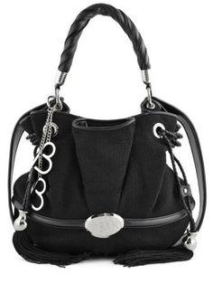 Sac Lancel noir Brigitte bardot A04657 (750€)