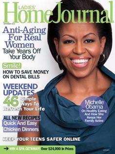 Michelle Obama on magazine covers - The Washington Post