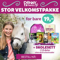 Penny&Friends - Big welcome package for 19 kr Welcome, Packaging, Friends, Big, Amigos, Wrapping, Boyfriends