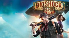 BioShock Infinite Booker - wallpaper.