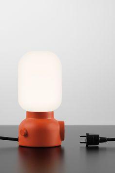 from us with love / plug lamp / ateljè liktan / 2012