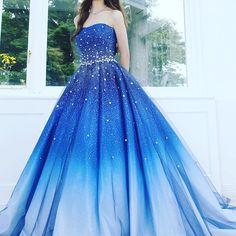 Beautiful Prom Dresses Sweetheart Sweep/Brush Train Ball Gown Prom Dress/Evening Dress on Luulla Cute Prom Dresses, Beautiful Prom Dresses, Elegant Dresses, Pretty Dresses, Disney Prom Dresses, 15 Dresses, Formal Dresses, Vestidos Plus Size, Sweetheart Prom Dress