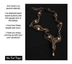 String Beads - Helen Breil Designs
