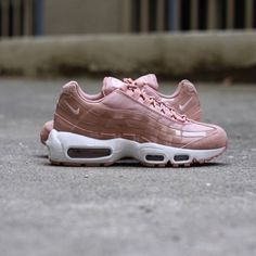 Nike Air Max 95 OG wmns « Pink Silt-Red White » 307960 27c81ca8a