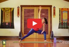 The 30-Minute Yoga Routine for Runners  #yoga #workout #video http://greatist.com/move/yoga-for-runners