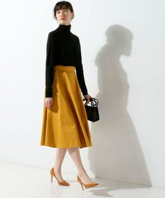 UNITED ARROWS WOMENS()の○UWCS サーキュラー ロング スカート 17FW(スカート) 詳細画像