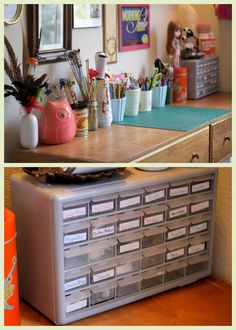 Craftaholics Anonymous® | Craft Room TOUR: Oh the Cuteness