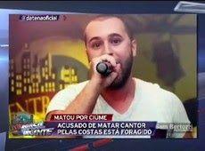 Galdino Saquarema Noticia: Acusado de matar cantor pelas costas está foragido...