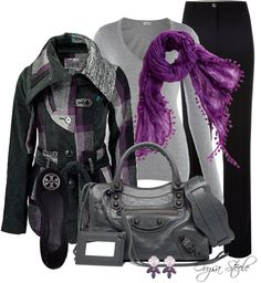 """""""BKE Coat"""" by orysa on Polyvore"""