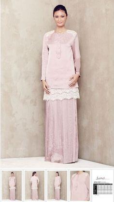 Baju kurung by eMel Baju Kurung Lace 4ea9d2da2b