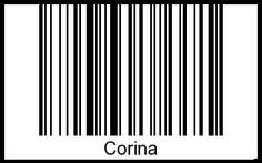 Barcode Corina