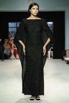 Pierre Cardin Couture Fall 2016 Fashion News, Fashion Trends, Pierre Cardin, Fall 2016, Autumn Fashion, Container, Middle, Display, Couture