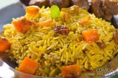 Receita de Arroz com açafrão em receitas de arroz, veja essa e outras receitas…