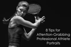 8 Tips for Attention-Grabbing Professional Athlete Portraits | Backdrop Express Photography Blog