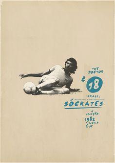 Sucker for Soccer on Behance #soccer #poster