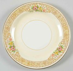 Manufacturer: Homer Laughlin. Pattern: CORONET. Piece: Bread & Butter Plate. China - Dinnerware Crystal & Glassware Silver & Flatware Collectibles. Replacements, Ltd. has the world's largest selection of old & new dinnerware, including china, stoneware, crystal, glassware, silver, stainless, and collectibles. | eBay!