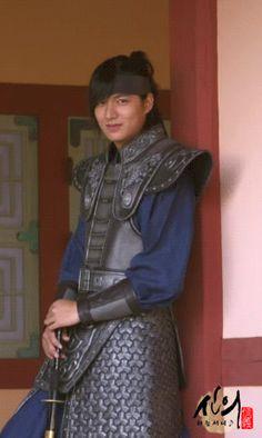 Lee Min Ho as General Choi
