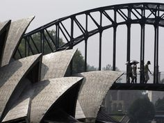 Other fun things you can find in the Beijing World Park include the Sydney Opera House and the Sydney Harbour Bridge. In total, there are over 100 world famous attractions in the park.