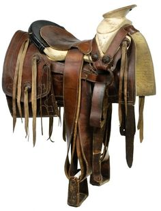 images of new and old saddles | Uploaded to Pinterest