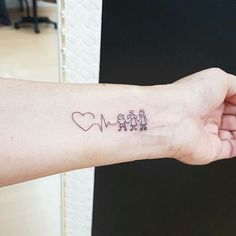 Tattoos with kids names, tattoos for daughters, tattoos for 3 sisters, little tattoos Mommy Tattoos, Sibling Tattoos, Baby Tattoos, Family Tattoos, Little Tattoos, Mini Tattoos, Love Tattoos, Unique Tattoos, Small Tattoos