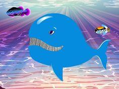 ▶ C'est la baleine - Comptines et chansons pour enfants - YouTube