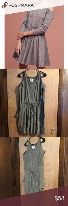 Anthropologie Cold Shoulder Dress Anthropologie Lili's Closet Cold Shoulder Dress Anthropologie Dresses Mini