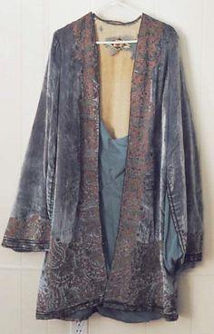 Vataldi Babani evening coat, early 1920s