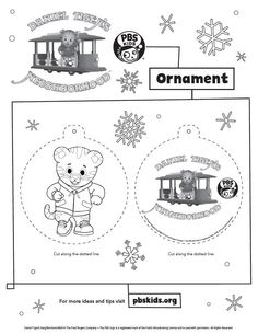 Pbs Kids Holiday Coloring Pages Printables Kids Christmas Coloring Pages Kids Christmas Pbs Kids