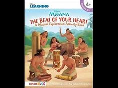 The Beat of Your Heart: A Musical Exploration Activity Book (MPL Book Tr...