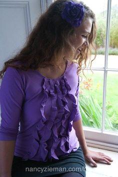 Nancy Zieman/How to Sew Knits/Sew Knits with Confidence | Nancy Zieman Blog