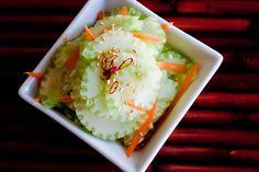 Sunomono: Easy Japanese Cucumber Salad - Foodista.com