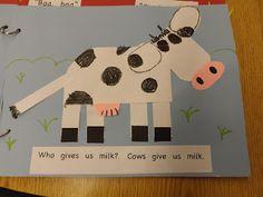 Mrs. Vento's Kindergarten: TLC Farm Books and Chicks