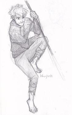 Jack Frost by Burdge, MY FAVORITE ARTIST YESSSS <3