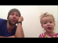 Dad and daughter duet