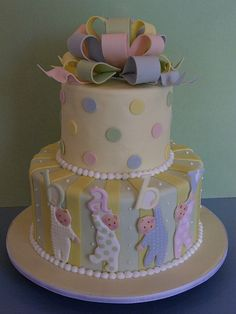 Baby Cake by Sweet Lisa's
