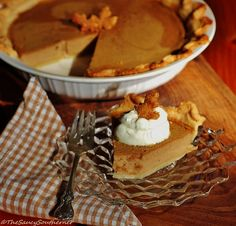 Cushaw Pie: A Southern Appalachian Tradition with Chantilly Cream