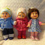 Продам Три куклы Baby Face ( Беби Фейс) одним лотом ждут приглашения в новую семью!