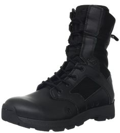 New Balance Tactical Men's Desertlite Black, 8 US Combat Gear, Combat Boots, Best Military Boots, Jungle Boots, Nike Boots, Tactical Clothing, Designer Boots, New Balance Shoes, Sneaker Boots