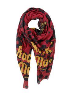 Rock More Scarf Bordeaux - Jenterommet Bordeaux, Rock, Alexander Mcqueen Scarf, Fashion, Moda, Fashion Styles, Bordeaux Wine, Skirt, Locks