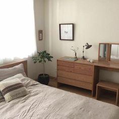 Room Ideas Bedroom, Small Room Bedroom, Home Decor Bedroom, Decor Room, Small Room Interior, Small Apartment Bedrooms, Small Apartments, Diy Bedroom, Minimalist Apartment