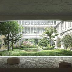 Durisch + Nolli   a f a s i a Contemporary Classic, Bern, Centre, Windows, Aphasia, Ramen, Window