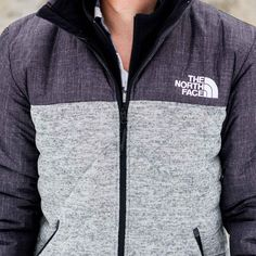 You never know what life is going to throw your way. Be prepared for it all with comfortable, stylish gear from The North Face.