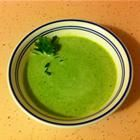 Green Velvet Soup- a weekly mainstay at the tree house!!! We use Kale instead of spinach....yummmmmm!