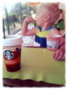 Starbucks Coffee in greece  ;)