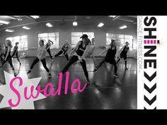 """Swalla"" by Jason Derulo. SHiNE DANCE FITNESS - YouTube"